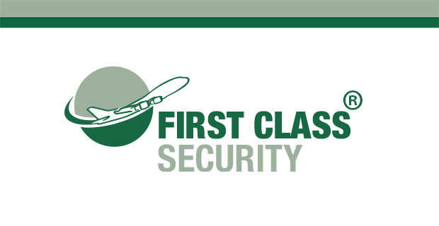Logo First Class Security