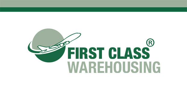 Logo First Class Warehousing